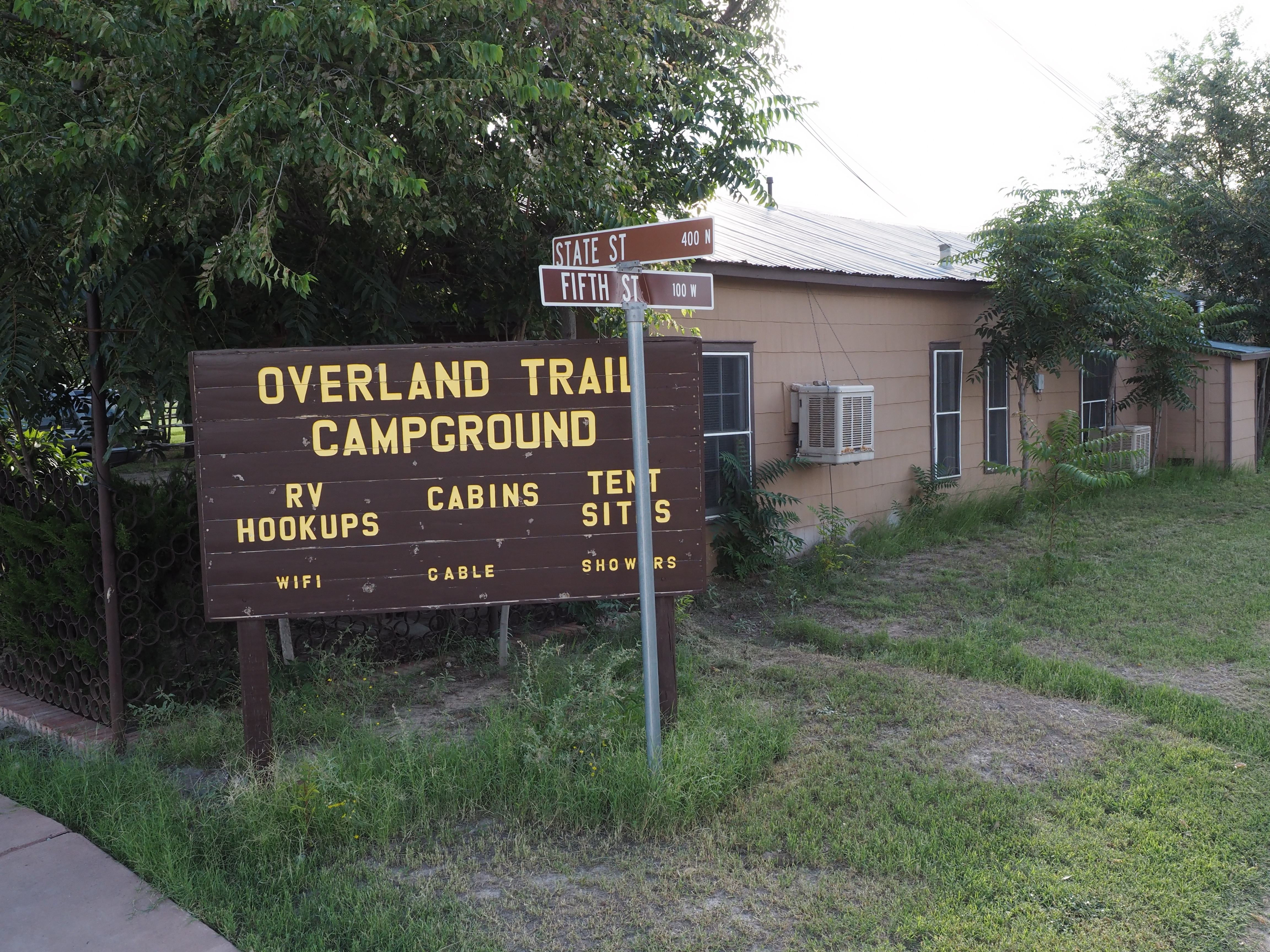 Overland Trail Campground – Mountain Camping in FORT DAVIS